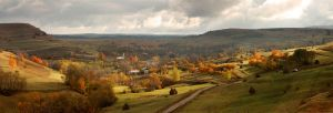 rural panorama by adypetrisor