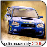 Colin Mcrae Rally 2005 by griddark