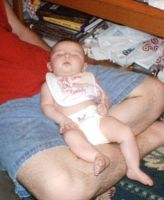 Daddy is a Couch by Thora-T