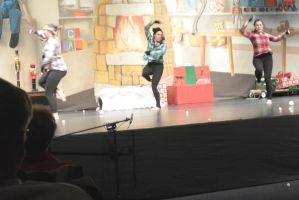 The Dance Company Christmas Show, Snowball Fight 5 by Miss-Tbones