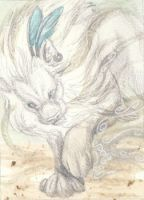 I rule the wind ACEO by NikiKalat