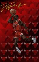 His Airness by KevinHarrell