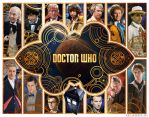 Doctor Who - Titles GIF by willbrooks