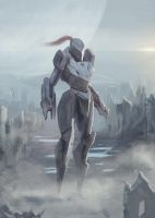 Red Tail by edsfox
