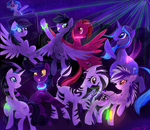 Rave The Night Away by IamtehPILOT