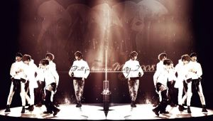 SHINee - Fall in love since May 2008 by BiLyBao