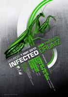 ::: Infected DrumZ III ::: by donanubis