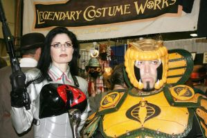 Buy something from Legendary Costume Works or else by Hernandez-Henson