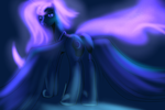 The Night is still Ageless by fiftyfivefives