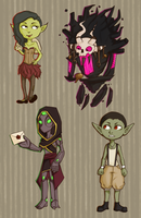 Goblins and Golems by lucy12143