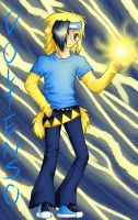 .:Electric Boy:. by LovelessKia