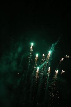 Fireworks Stock 31 by Malleni-Stock