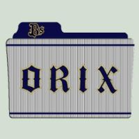 Orix Buffaloes icon by kyoro3