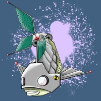 Robocarp by Mystra-Inc