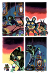 Tiny Kitten Teeth Villian Page by Pocketowl