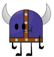 Viking Hat by Shyelusti