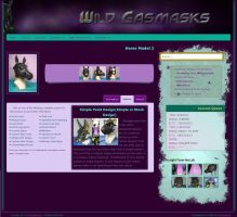 Wild Gasmasks V4: Product Pages by Catwoman69y2k