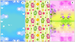 Custom Boxes Backgrounds - 4 by Dianabolique