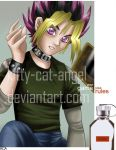 Fragrance No 1: Yugi Boss by Kitty-Cat-Angel