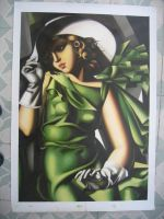 De Lempicka tribute by benw99