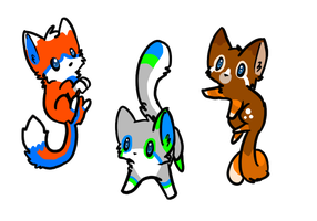 Adopts #10 -Open- by Furry-Adopts576