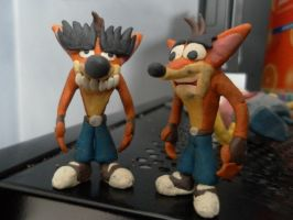 Crash and Fake Crash Models by FierceTheBandit
