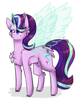 Starlight Time by twinke19