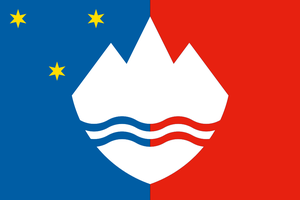 Alternate flags for Europe-Slovenia by Linumhortulanus