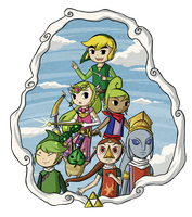 Wind Waker REMAKE by Icy-Snowflakes