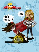 LoL Thor by Onyx-Art