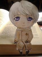 APH paperchild - Russia by Yume-no-Kamila