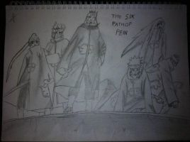 Six path of pein by thiphobia
