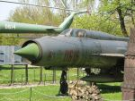 MiG-21 at Polish Army Museum 12 by Niedziak