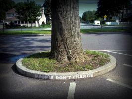 People don't change by porletto