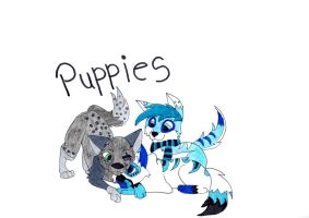 PUPPIES by taylor897