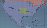 1871 - The First Anglo-American War by DrFuturism