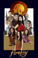 Firefly by RichardBurgess