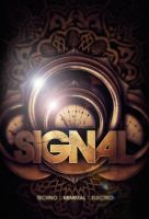 SIGNAL POSTER by Demen1
