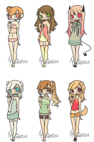 Palette Adopts :Finished: by Reitrou