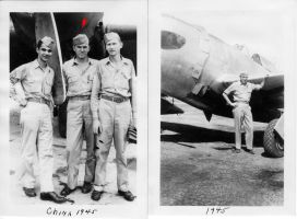 My Dad - 1945 China WWII by Shoofly-Stock