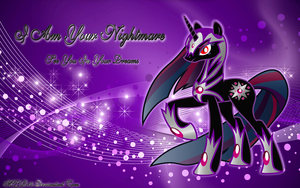 I Am Your Nightmare by MLR19