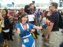 SDCC 2009, Avatar Meetup 6. by Waterbender899