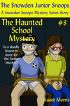 Haunted School Mystery Book Cover by MisterMistoffelees