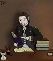 Richard Commons by lilwolfe006