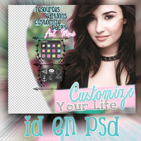 #ID En Psd by CustomizeYourLife