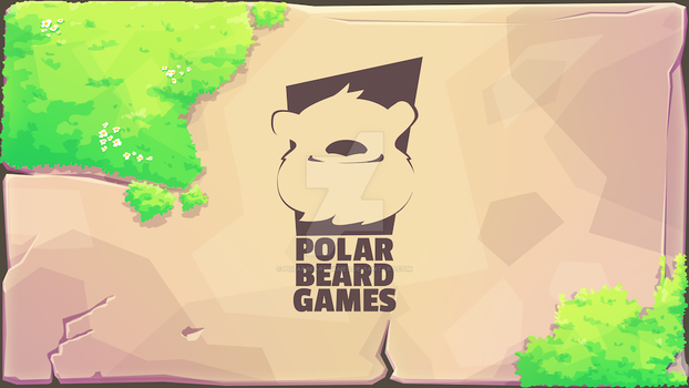 Launch screen for TanooJump by polarbeardgames