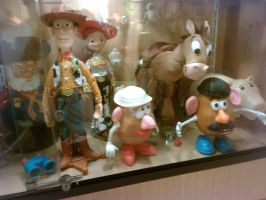 Toy Story characters 2 by thereanimatedunknown