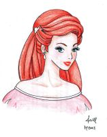 sweet Ariel by MaddMorgana