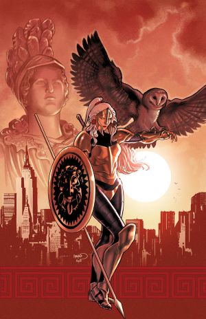 Athena issue 2 cover