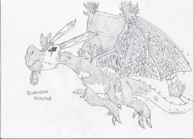 Aerodactyl Evolution - Contest by Tomatem13